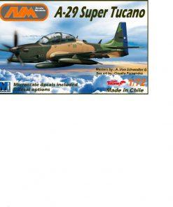 A-29B 1/72 standard edition