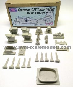 1/72 Resin conversion kits